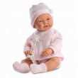 Bambola bebe rosa 45cm