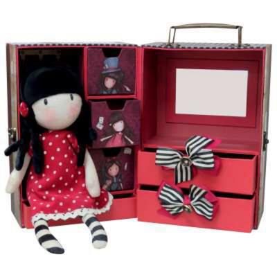 Set bambola e portagioie Gorjuss