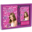 Diario + penna + rubrica Violetta Disney