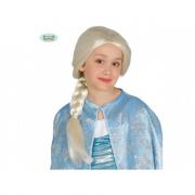Parrucca principessa bimba