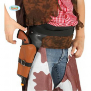 Cinturone con 1 pistola