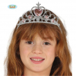 Diadema principessa argento