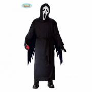 Costume knife assassin 7/9 anni