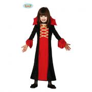 Costume vampiressa 7/9 anni