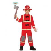 Pompiere 7/9 anni