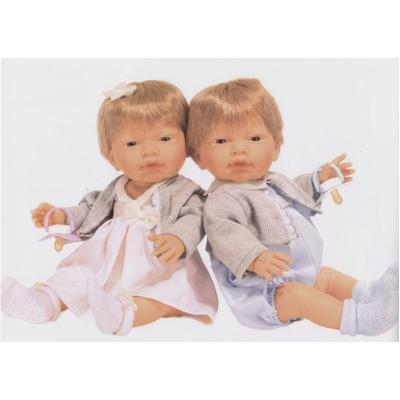Bambola Recién Nacido maschio o femmina cm. 45