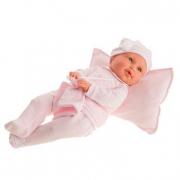 Bambola Lola Cojin rosa 55cm