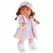 Bambola Farita inverno 38cm