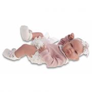 Bambola appena nata Nica braguita 42cm
