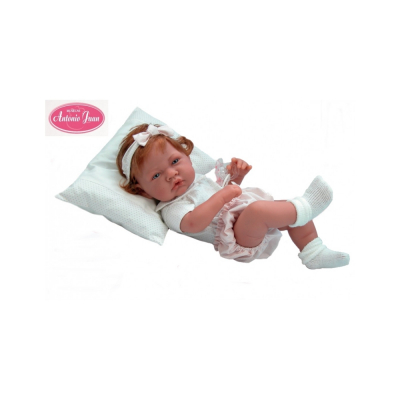 Bambola Recien nacida nina 42cm