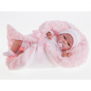 Bambola tonet rosa 34cm