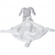 Doudou coniglietto bianco 25cm
