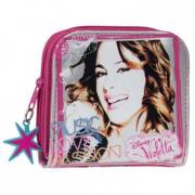 Portafoglio portamonete Violetta Disney - Star
