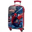 Valigia trolley rigido Spiderman 49x31 cm.