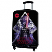 Trolley rigido Star Wars 48x32 cm.