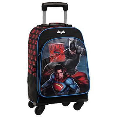 Zaino trolley superman & batman