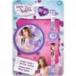 Sveglia e orologio Violetta Disney