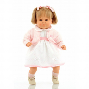 Bambola Carla 52cm berbesa parlante
