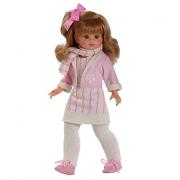 Fany bionda bambola in gomma 40cm