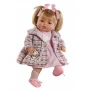 Bambola Maria 42cm con cappottino