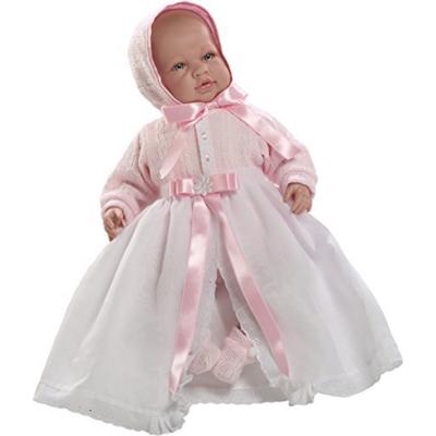 Sara appena nata bambola piangente 50cm