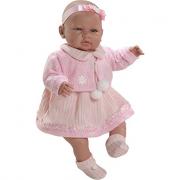 Sara recien nacida bambola piangente 50cm
