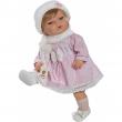 Bambola Maria 42cm sciarpa