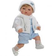 Bambola Raoul piangente 42cm