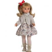 Fany bambola bionda con stivaletti in gomma 40cm,