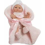 Bambola mini recien nacido femmina 27cm