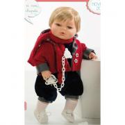 Bambola Raoul 42cm piangente