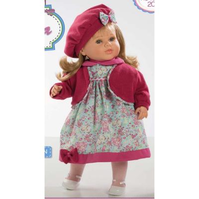Bambola Carla 52 cm parlante