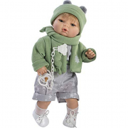 Raul 42cm giacca verde