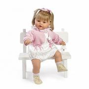 Baby Dulzona giacchetta rosa