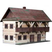 La residenza del magistrato kit costruzioni in legno