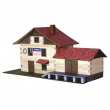 Stazione ferroziaria kit costruzioni in legno