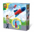 Bubble rocket missile delle bolle