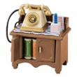 Telefono con mobiletto Sylvanian Families