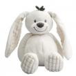 Coniglietto bianco peluche cm. 28 Tiamo