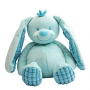 Coniglietto azzurro peluche cm. 28 Tiamo