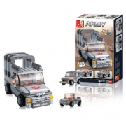 Costruzioni Aircraft Carrier Series Camion carico 3-in-1