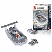 Costruzioni Aircraft Carrier Series Hovercraft 3-in-1