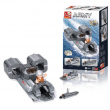 Costruzioni Aircraft Carrier Series Sottomarino 3-in-1
