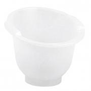 Vaschetta catino bagno bianca