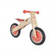 Bici pedagogica senza pedali rossa