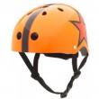 Caschetto bici orange star taglia XS
