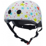 Caschetto bici twinkle stars taglia XS