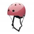 Caschetto bici Jaipur rosa taglia XS