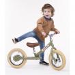 Bici senza pedali in metallo vintage verde Trybike 2 in 1