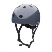 Caschetto bici Graphite grigio taglia XS